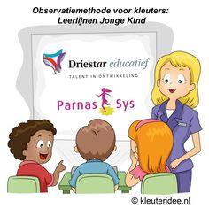 Leerlijnen Jonge Kind, minimale observatiemethode voor kleuters, kleuteridee.nl