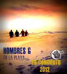 Hombres G en concierto en  Murcia  14 abril 21:00  Estadio de Futbol La Condomina. Entradas a la venta!!