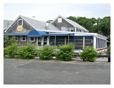 The Oarweed Ogunquit, Maine - my favorite memories of Ogunquit and eating supper there with my parents...
