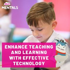Think Mentals - Enhance teaching and learning with effective technology Mental Maths, Technology, Teaching, Tech, Tecnologia, Learning, Education, Tutorials