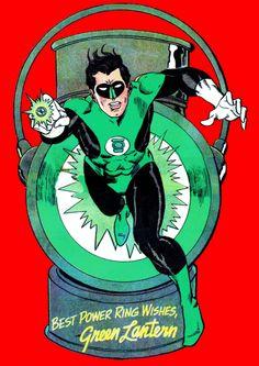 Green Lantern - Gil Kane