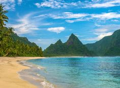Located in the heart of the South Pacific, National Park of American Samoa offers an escape from the everyday. National Park of American Samoa is like no other national park in the U.S. and is the...