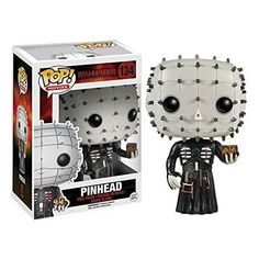 Are you looking for the best hellraiser Funko pops? Visit Nightmare Toys to buy hellraiser pinhead pop vinyl figure from our collection. Pop Vinyl Figures, Hades, The Witcher, Funko Pop Horror, Dragon Ball, Hogwarts, Pop Disney, Funko Pop Dolls, Pop Figurine