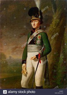 Napoleon, Ludwig, Bavaria, Samurai, Empire, Kronprinz, Artwork, Oil On Canvas, Army