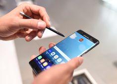 Probleme mit Galaxy Note 7: Deutsche Samsung-Kunden können sich für Umtausch…