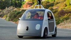 Ford forecasts that in just five years we'll be seeing self-driving cars on roads across the UK and USA. Business Insider UK goes for a more punchy Toyota Prius, Google Car, Volvo, Magnetic Motor, Ford, Google Glass, Self Driving, Electric Cars, Smart Car