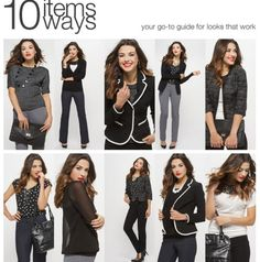 10 items 10 ways | The new 10 items 10 ways is posted on Rickis. They also have some ...
