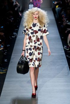 Marc by Marc Jacobs Fall 2013 Runway: Marc by Marc Jacobs Fall 2013