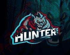 Werewolf sports logo mascot on Behance Hunter Logo, Graffiti, Game Logo Design, Esports Logo, Sports Team Logos, Logo Gallery, Mascot Design, How To Make Logo, Professional Logo Design