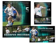 Senior Yearbook Ads, Yearbook Pages, Sports Page, Photo Layers, Look Here, Photoshop Elements, Psd Templates