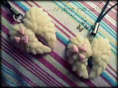 Another Sheep Charm by ~Maca-mau on deviantART