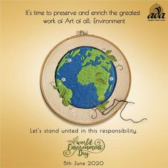 This World Environment Day, let's all stand united in our pledge to prioritize our responsibilities towards Nature #Adachikan #Chikanakari #saveearth #shoponline