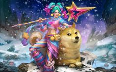 SMITE such cold Skadi by Scebiqu.deviantart.com on @DeviantArt