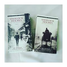 Sherlock Holmes. Complete books.