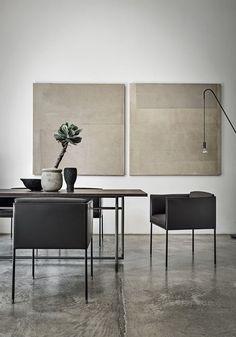 Minimalism Home Interior, Interior Styling, Interior Design, Bauhaus Interior, Interior Minimalista, Luxury Furniture Brands, Italian Furniture, Minimalist Interior, Minimalist Lifestyle