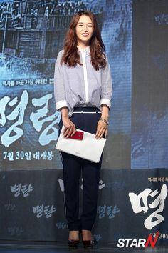 Kang Hye Jung @ 1440721 'Myeong Ryang' VIP Movie Premiere!