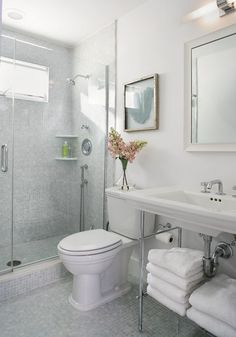 Molded vanity sink with hinged shelf over toilet google for 9x5 bathroom ideas
