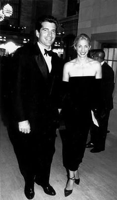 jfk jr and carolyn bessette kennedy