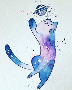 cat and its play thing (3/3) by maruti_bitamin