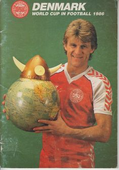 RARE Denmark edition WORLD CUP 1986 Mexico - Germany Scotland Spain | eBay