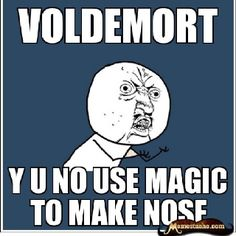 Harry Potter Meme