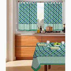 http://decoractual.blogspot.mx/2014/06/cortinas-y-manteles-para-cocinas.html