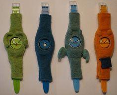 Uglydoll Prototype Sample Watch - David Horvath by jcwage, via Flickr