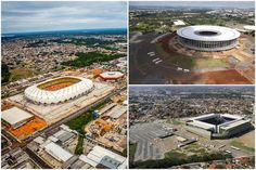 Águas de Pontal: Manada de elefantes brancos, estádios padrão Fifa ...