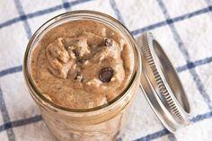 Edible Perspective DIY Cookie Dough Almond Butter - yummmmmmmmmmmmmmm.