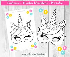 Wonderful Unicorn Kleurplaat that you must know, You're in good company if you're looking for Unicorn Kleurplaat Unicorn Egg, Unicorn Mask, Unicorn Birthday Parties, Unicorn Party, Diy For Kids, Crafts For Kids, Free Kids Coloring Pages, Unicorn Printables, Unicorn Crafts