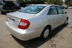 2004 Toyota Camry LE Automatic 4 Cylinder NO RESERVE Used Toyota Camry, Toyota Camry For Sale, Used Cars And Trucks, Trucks For Sale, Orange California, 2nd Hand Cars, Automatic Cars, Car Manufacturers, Car Detailing