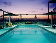 Hotel Gansevoort, New York City
