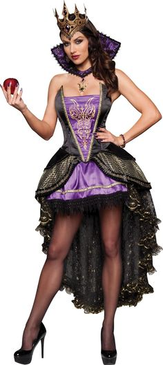 Evil Queen Adult Large #Costumes