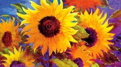 Simon Bull Studios - Floral - We Believe