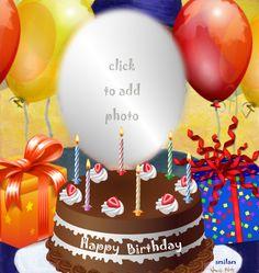 Happy Birthday, birthday cake with candles, balloons, presents Smilam birthdays HappyBirthday 629026272932888491 Birthday Photo Frame, Happy Birthday Frame, Birthday Cake With Photo, Happy Birthday Video, Happy Birthday Flower, Birthday Cake With Candles, Birthday Frames, Birthday Cake For Son, Happy Birthday Cake Pictures