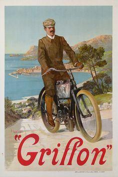 Motocyclette Griffon