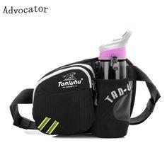 386739e7ee9 Advocator Nylon Waterproof Women Waist Belt Bag Portable Fresh Men Waist Bag  Pack Bottle Waist Fanny Bag Travel Phone Bag-in Waist Packs from Luggage    Bags ...