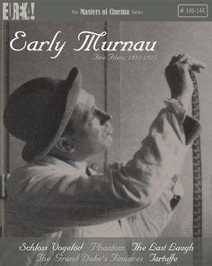 Early Murnau: Schloß Vogelöd, Phantom, Der Letzte Mann, The Grand Duke's Finances, Tartuffe - Blu-Ray (Masters of Cinema Region B) Release Date: August 22, 2016 (Amazon U.K.)
