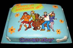 Scooby-Doo Cake by EG_Cakes, via Flickr