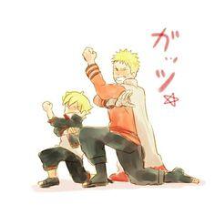 Boruto / Naruto :)