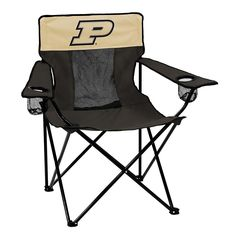 Logo Chair Inc Elite Chair - Purdue University