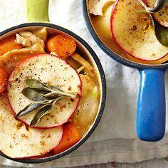 Chicken-Vegetable Casserole