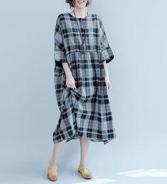 women loose linen skirts women linen dress women leisure dress women  skirts . Linen SkirtLinen DressesPlus Size ... bdb34aaaa015