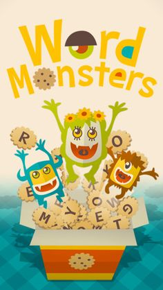 Word Monsters by Raketspel AB