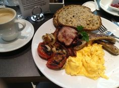 Momo Brasserie - good for breakfast (or deli lunch)