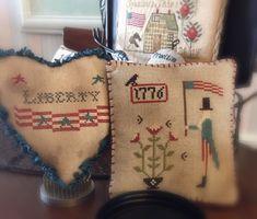 Carolina Stitcher: Primitive Patriotics~