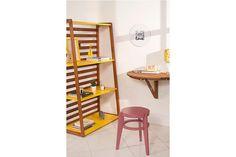 Home office compacto e moderno: para ambientes descolados e moradores cheio de estilo :)