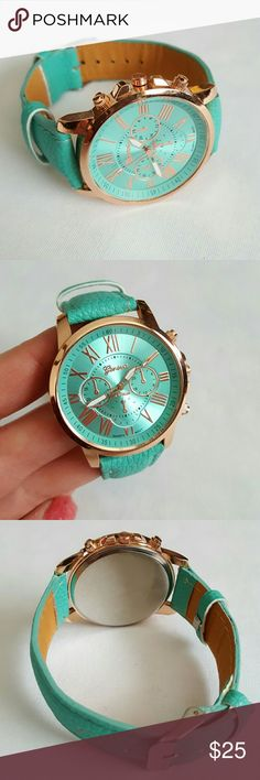 🌷🌷🌷Coral🌼watch🌷🌷🌷 New, without box, super sute!! Accessories Watches