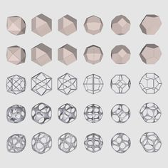 geometrical mc 02 shapes 3d max