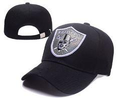 50d4ba2c8 NFL Mens Oakland Raiders Flatbrim Cap Oakland Raiders Clothing